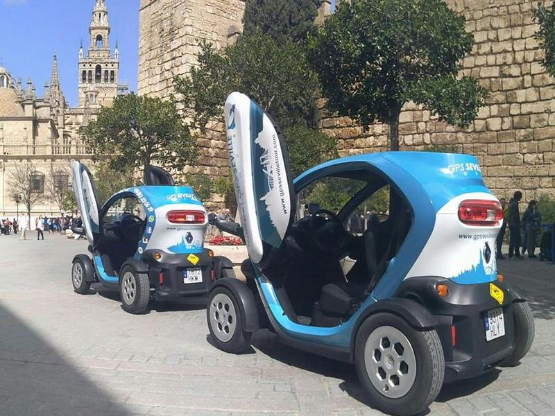 Gps Seville Tours 2