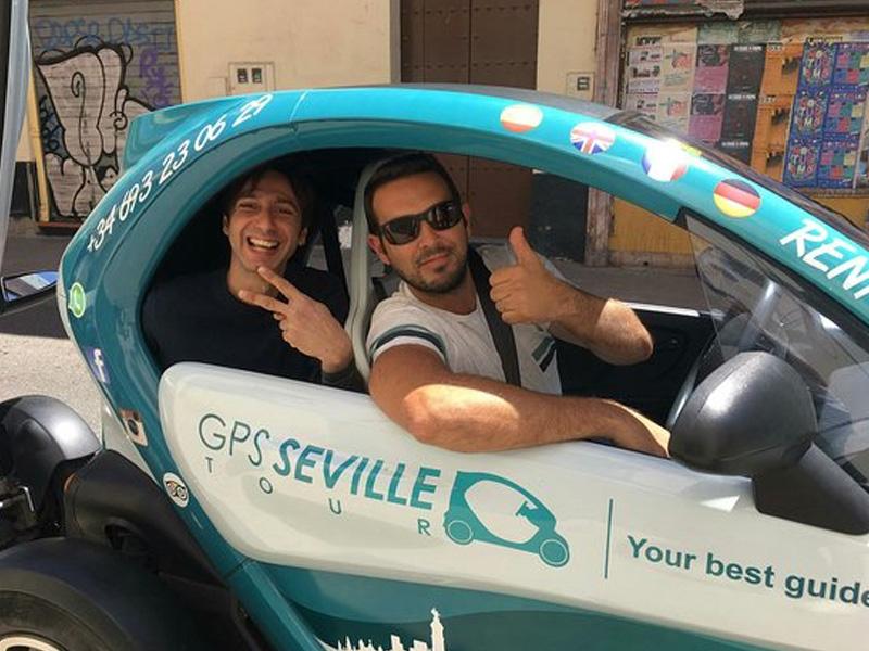 Gps Seville Tours 4