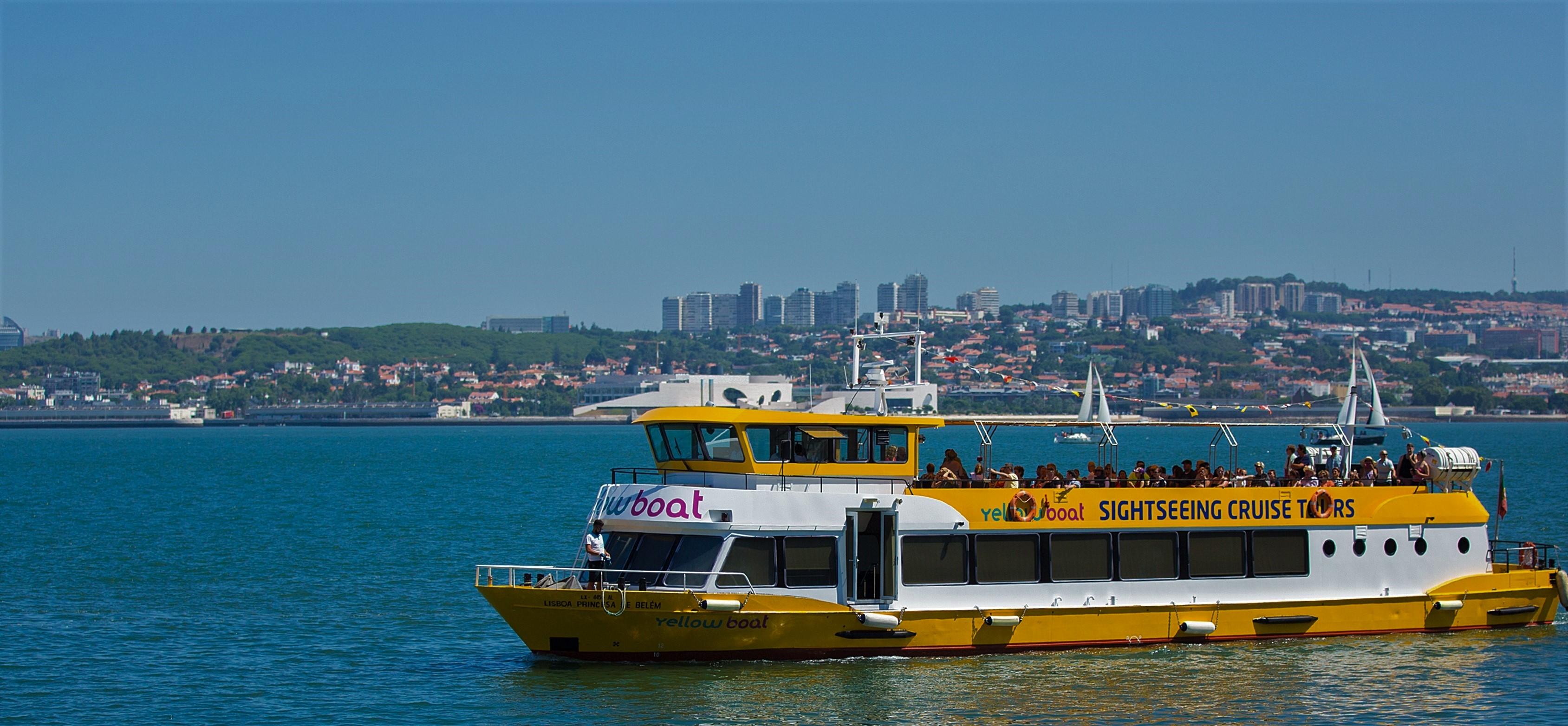 Yellow Boat Sightseeing Cruise Tours 7