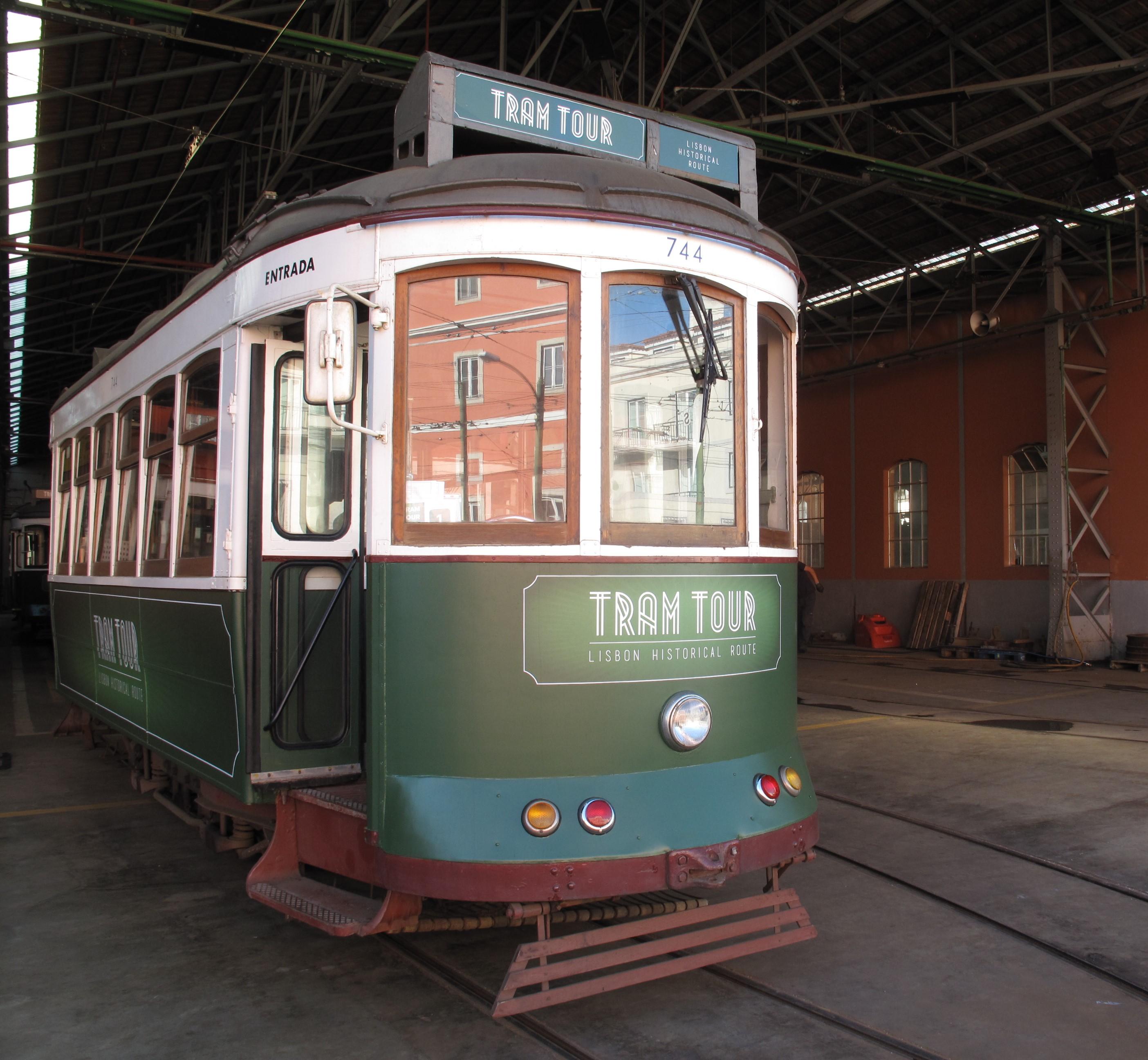 LX Tram Tour 1